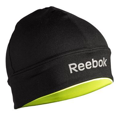 Reebok Double Layer Running Skull Cap - Black