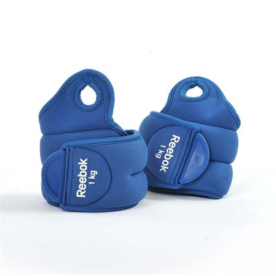 Reebok Elements 1kg Wrist Weights