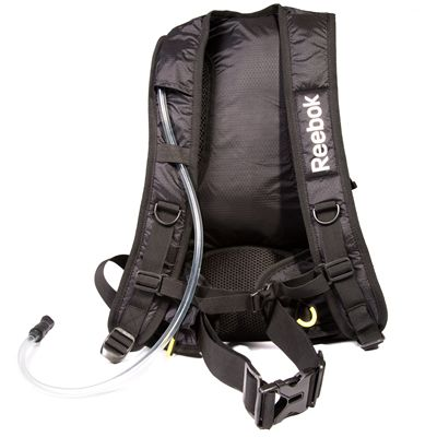Reebok Endurance Hydration Backpack Back Side View