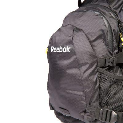 Reebok Endurance Hydration Backpack Logo View