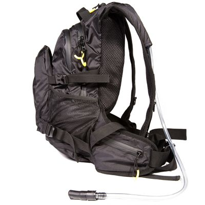 Reebok Endurance Hydration Backpack Side View