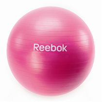 Reebok 55cm Gym Ball with DVD