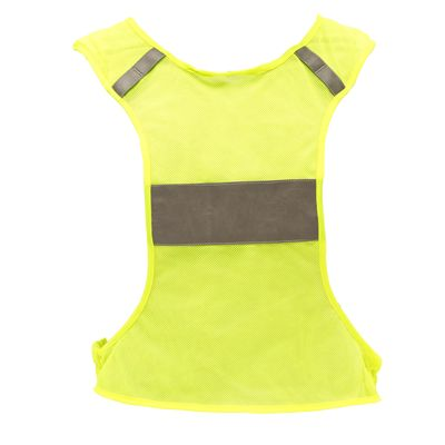 Reebok High-Visibility Large Running Vest - Back