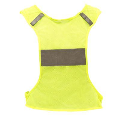 Reebok High-Visibility Large Running Vest - Back