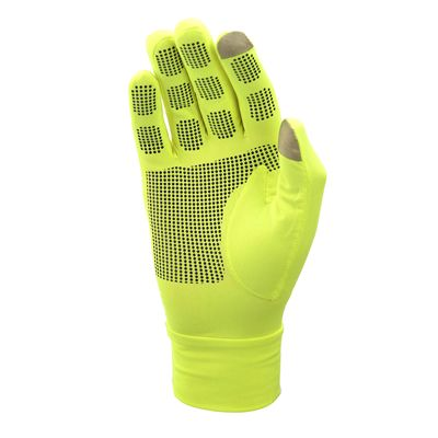 Reebok High-Visibility Running Gloves