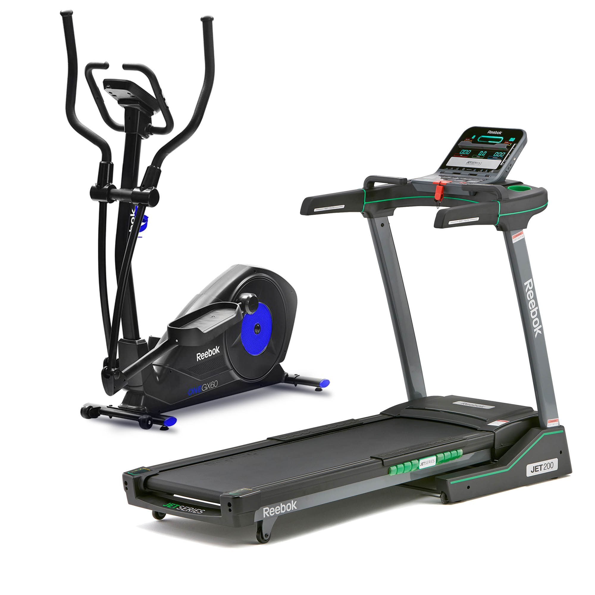 Reebok Home Fitness Package