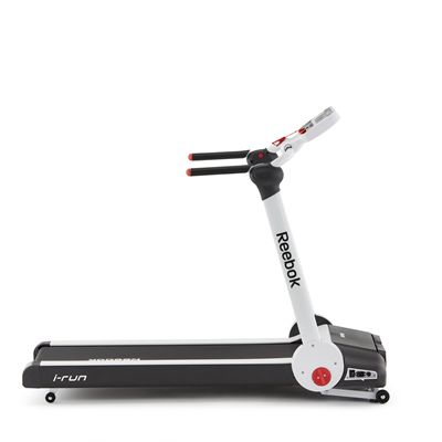 Reebok iRun3 Treadmill - Adjustable handle - Side