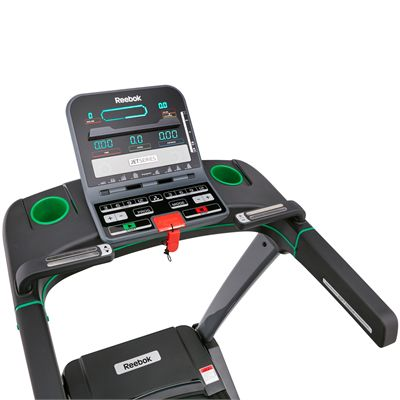 Reebok Jet 2 Treadmill Incline and Speed