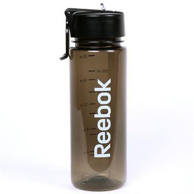 Reebok Mens Training 650ml Water Bottle-Black