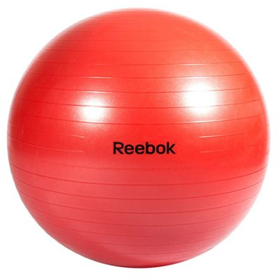 Reebok Mens Training 65cm Gym Ball-Red Image