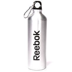 Reebok Mens Training 750ml Aluminium Water Bottle