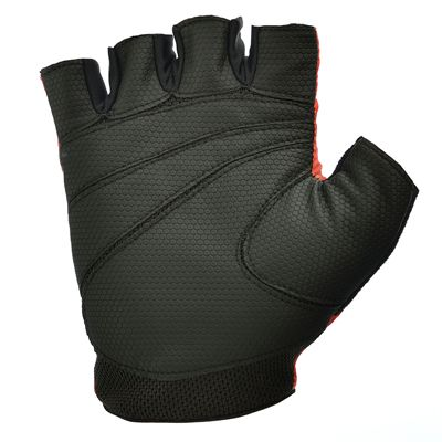 Reebok Mens Training Gloves - back view