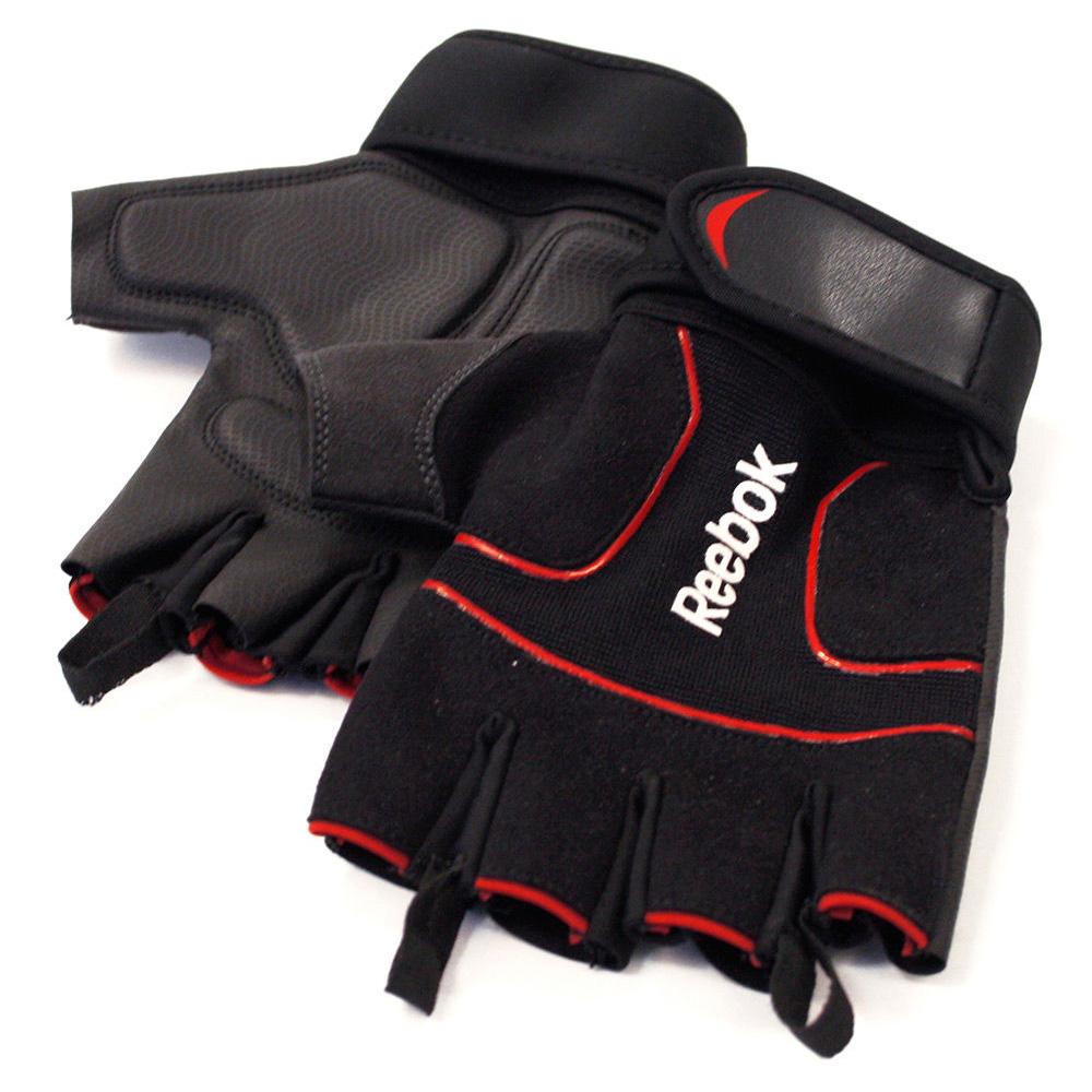 Reebok Mens Training Lifting Gloves - M