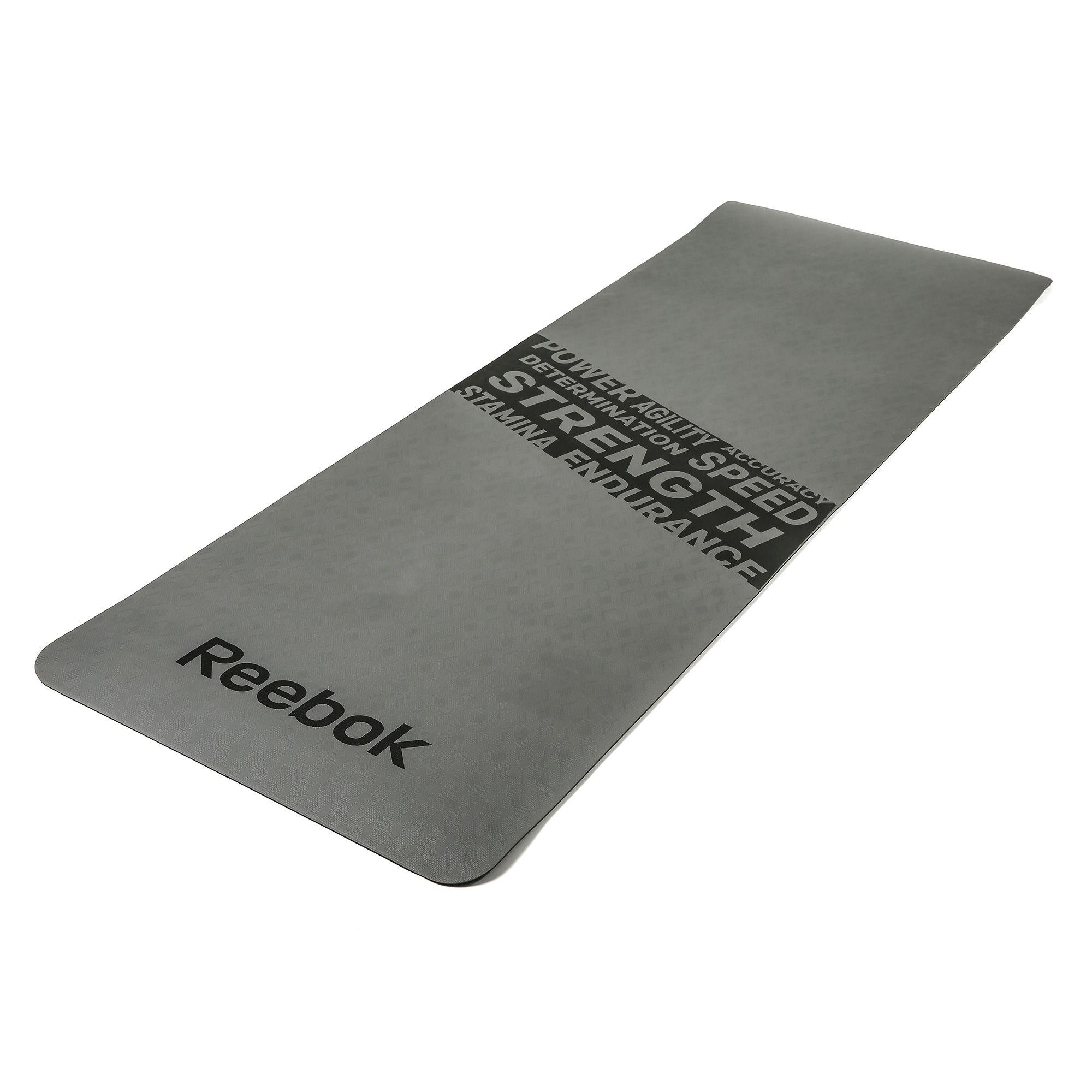 Reebok Mens Training Strength Fitness Mat