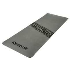 Reebok Mens Training Strength Fitness Mat