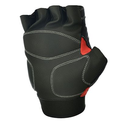 Reebok Mens Training Strength Gloves - back view