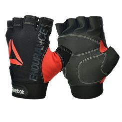 Reebok Mens Strength Training Gloves