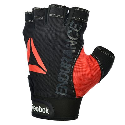 Reebok Mens Training Strength Gloves