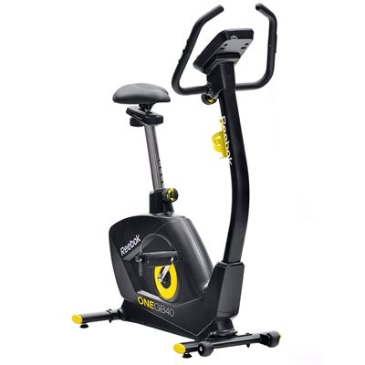 Reebok One GB40 Exercise Bike - Angle View
