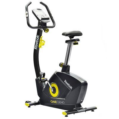 Reebok One GB40 Exercise Bike - Back View