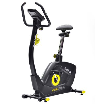 Reebok One GB40 Exercise Bike - Front View