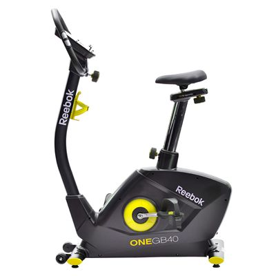 Reebok One GB40 Exercise Bike - Side View