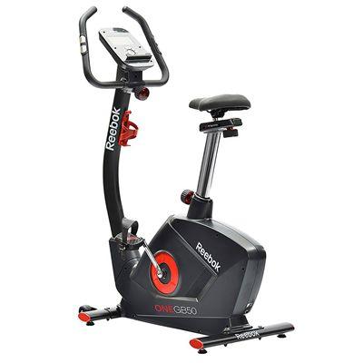 Reebok One GB50 Exercise Bike - Back View