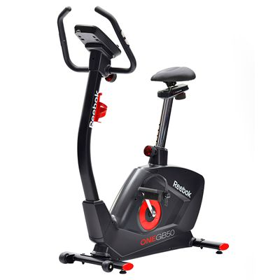 Reebok One GB50 Exercise Bike - Front View
