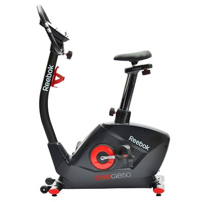 Reebok One GB50 Exercise Bike - Side View
