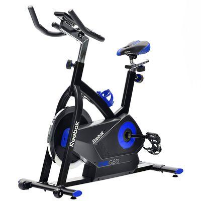 Reebok One GSB Exercise Bike - Angle View