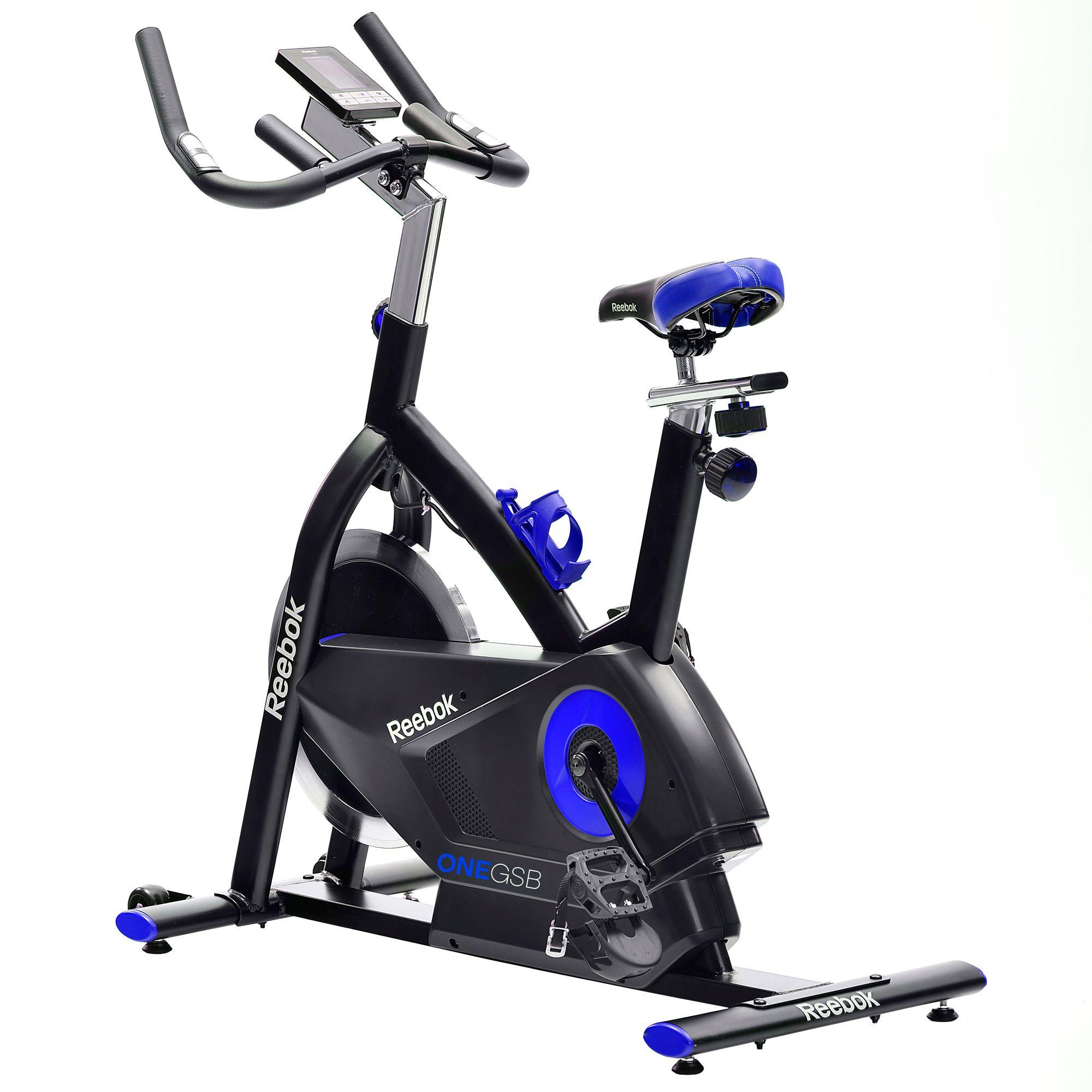 Reebok One Gsb Exercise Bike Sweatband Com