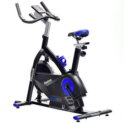 Reebok One GSB Exercise Bike - Back View