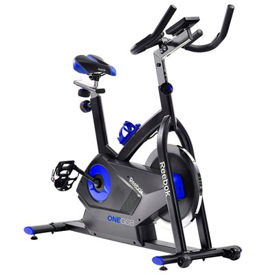 Reebok One GSB Exercise Bike - Front View