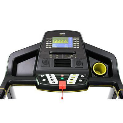 Reebok One GT40 Treadmill - Console