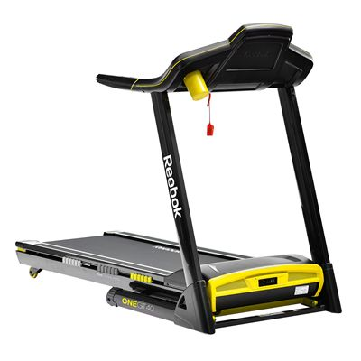 Reebok One GT40 Treadmill - Front Angle 2