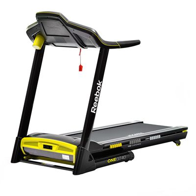 Reebok One GT40 Treadmill - Front Angle