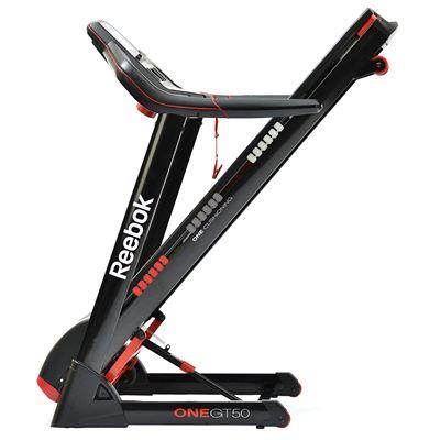 Reebok One GT50 Treadmill - Folded