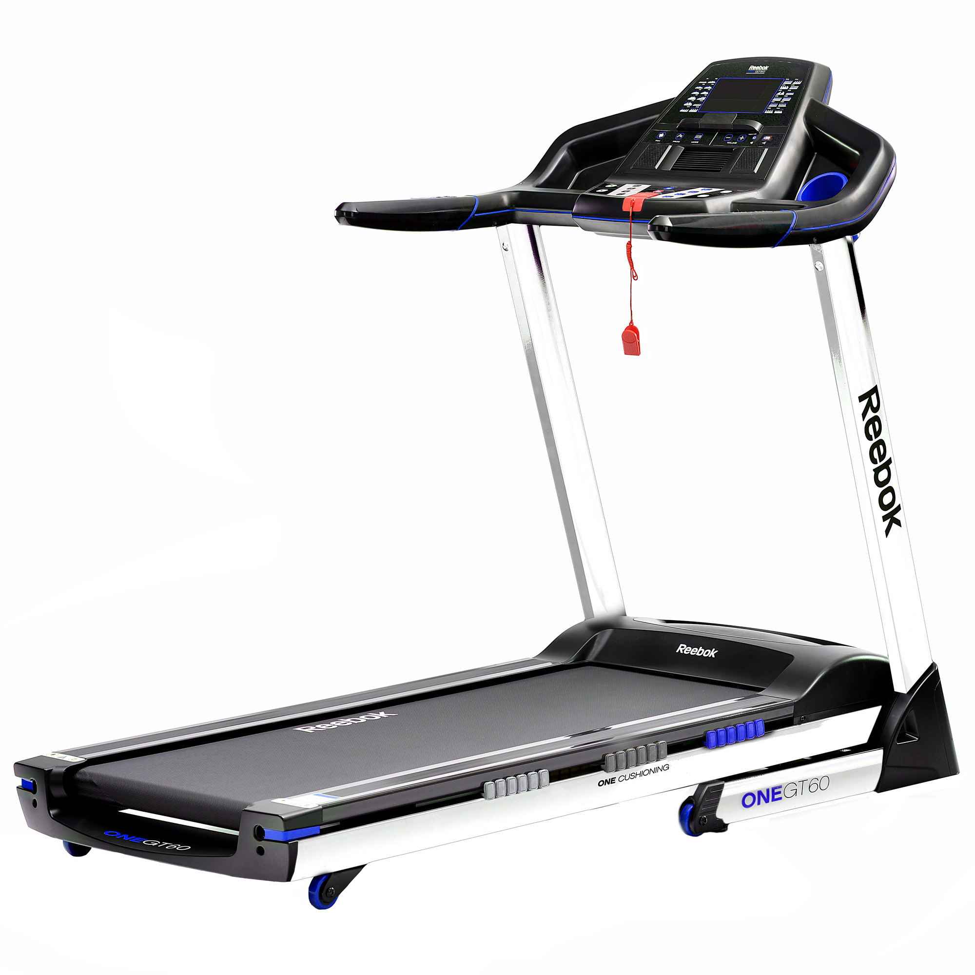 Reebok One GT60 Treadmill  White