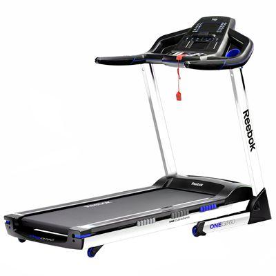 Reebok One GT60 Treadmill-White