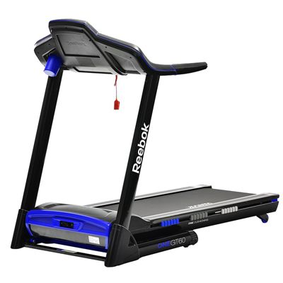 Reebok One GT60 Treadmill - Angle View Image