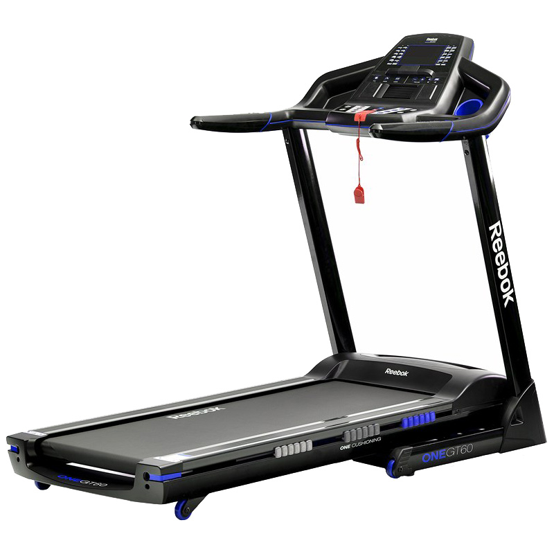 Reebok One GT60 Treadmill  Black