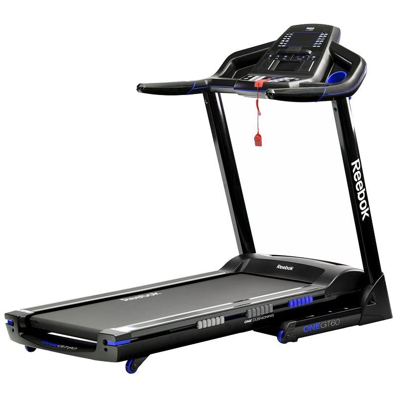 Reebok One GT60 Treadmill  Black