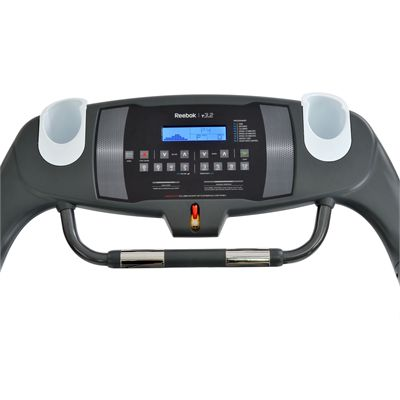 Reebok T3.2 Treadmill - Console