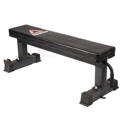 Reebok Pro Flat Bench - Back