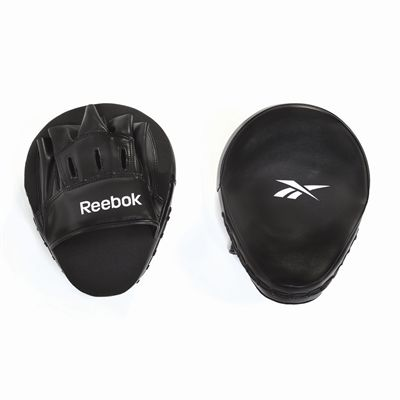 Reebok PU Hook and Jab Pads Black