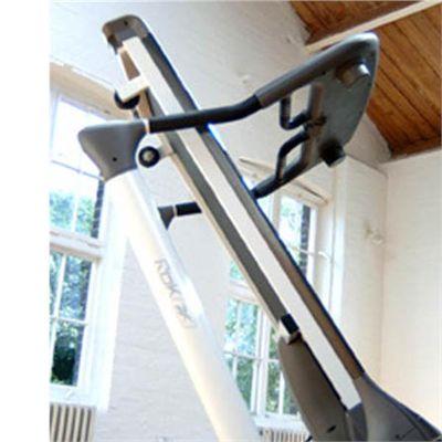Reebok T3.1 Folding Treadmill Folded