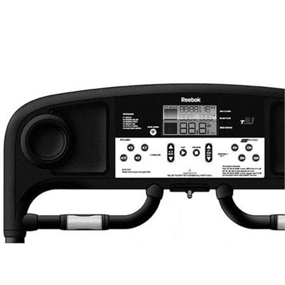 Reebok T5.1 Folding Treadmill Console