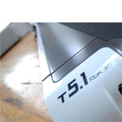 Reebok T5.1 Folding Treadmill Close Up