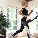 Reebok T5.1 Folding Treadmill In Use