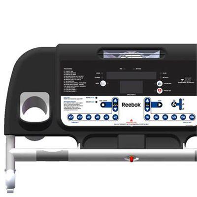 Reebok T7.5 Folding Treadmill Console